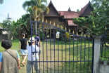 A traditional Thai house we recently purchased and are calling the Global Thai Education Center. It needs some renovations that should start in a couple of months.